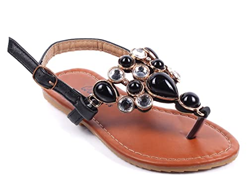 b5cd03c3985d Other Cute Kids Fashion Rhinestone Strappy Buckle Girls Sandals Youth  Summer Casual Shoes New Without Box