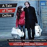 A Tale of Two Cellos [Julian Lloyd Webber | Jiaxin Lloyd Webber] [Naxos: 8.573251]