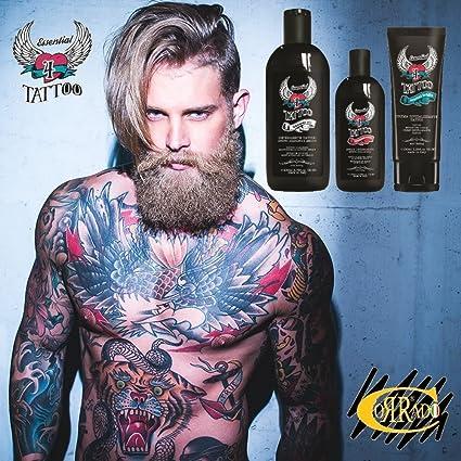 Kit Essential Tattoo Care & Brightness H-Zone - Tatuaje brillante ...