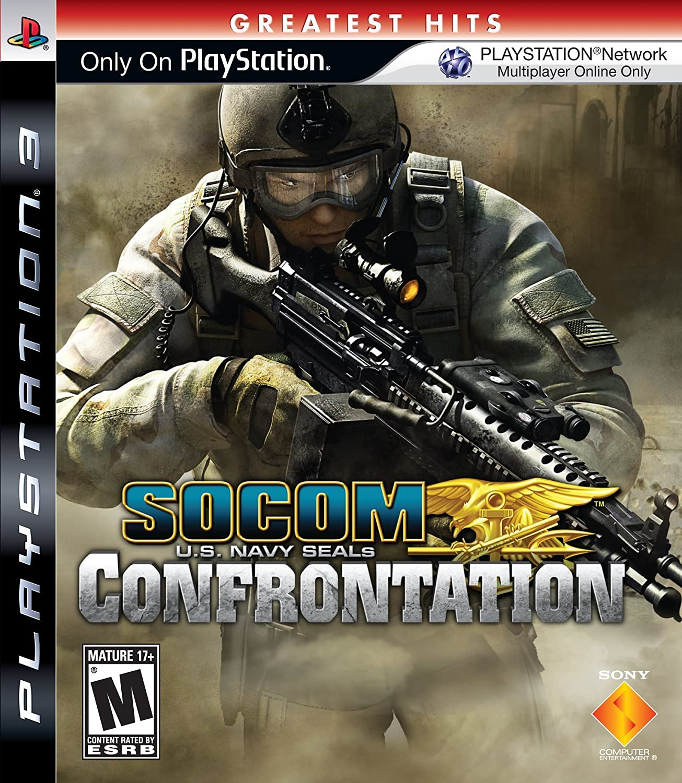 Amazon com: Socom US Navy Seals: Confrontation: playstation
