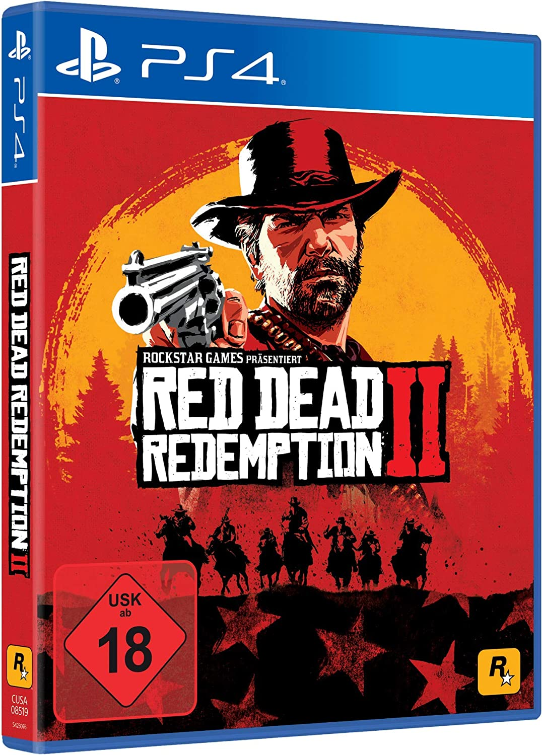 Red Dead Redemption 2 - PlayStation 4 [Importación alemana ...