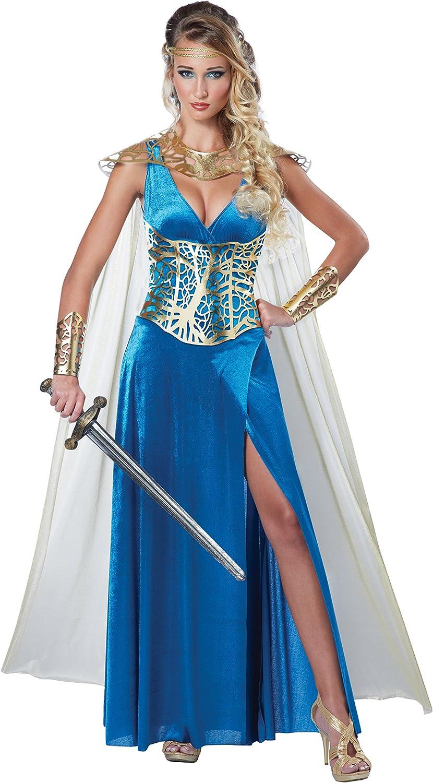 Disfraz de guerrera medieval mujer XL: Amazon.es: Juguetes y juegos