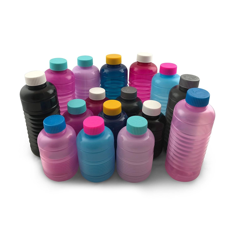 SQUEASY - Botella | La original, fabricada en Suiza | Múltiples galardones | Sin BPA | SIN plastificantes | 100 % reciclable | Extensible y plegable de 0,3 ...