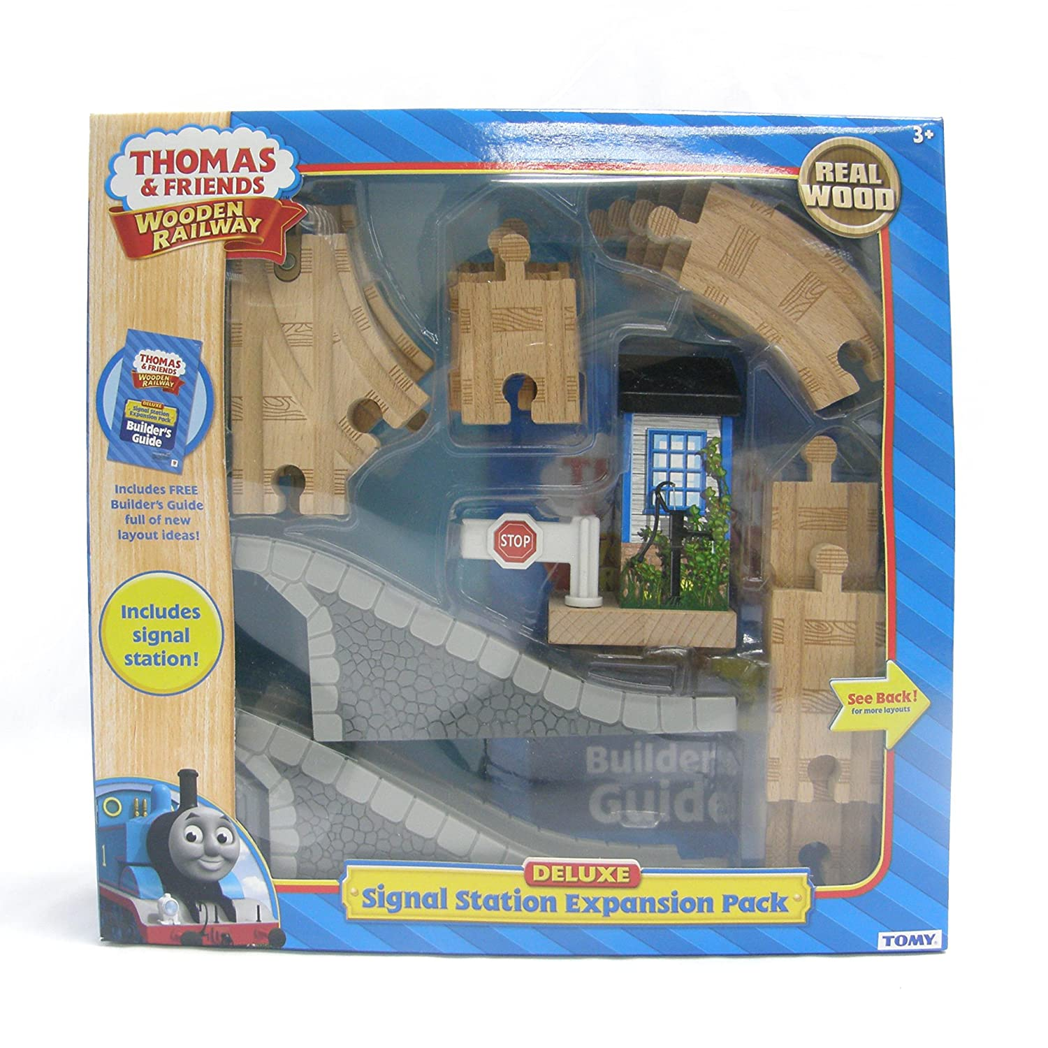 Thomas And Friends Wooden Railway Advanced Figure 8 Set Expansion