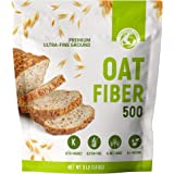 LifeSource Foods Oat Fiber 500 (3 LB) Keto, Zero-Carb, Gluten-Free, All-Natural Fiber for Low-Carb Baking and Bread, OU…