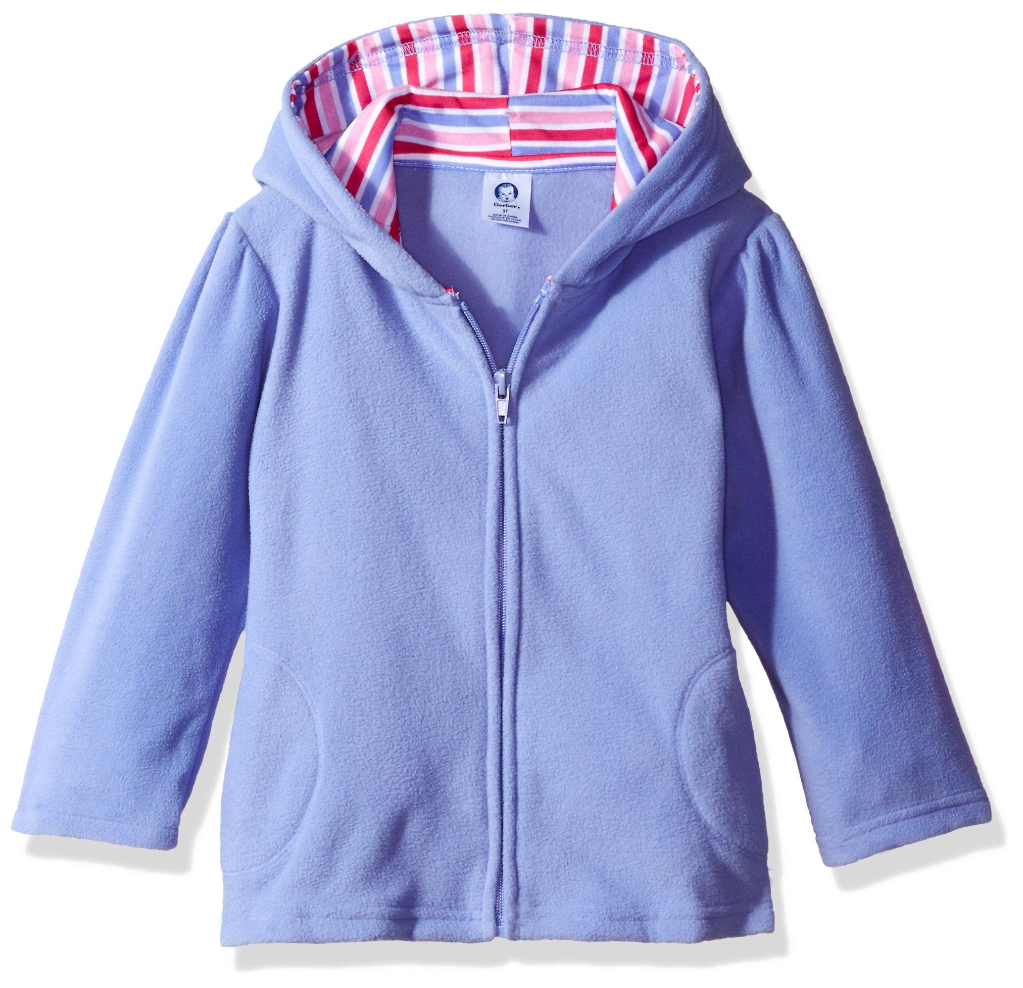 08a03d424 Best Rated in Baby Girls  Fleece Jackets   Coats   Helpful Customer ...