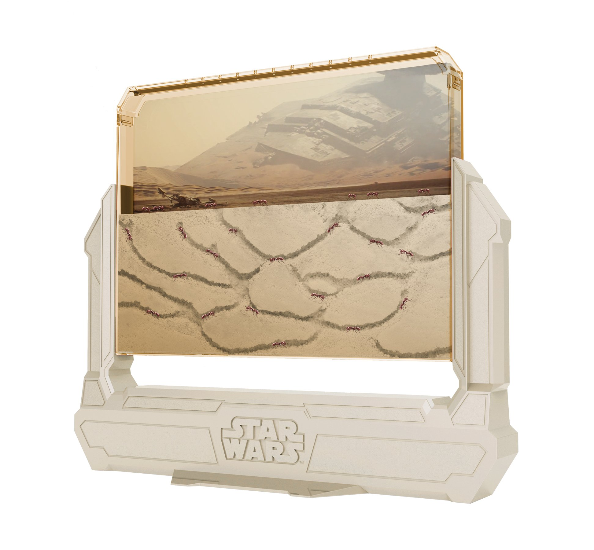 Uncle Milton Jakku Ant Farm Science Kit
