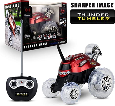 Kaiaki Tumbler Toy RC Car para niños, Control Remoto Monster ...