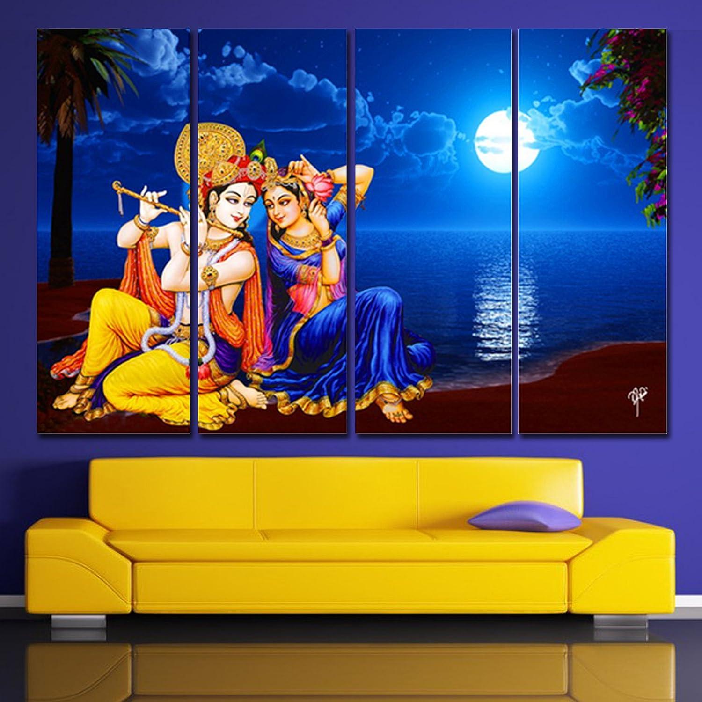 Wall Paintings Of Radha Krishna Mydealforme