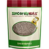 Sincerely Nuts Black Chia Seeds - Ten lbs Bag - Ultimate Superfood - Essential Vitamins, Proteins & Fibers Tested Seeds