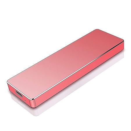 PS4,MacBook Xbox 1tb, Azul PC Disco Duro Externo 1tb USB 3.1 Disco Duro Externo para Mac Chromebook