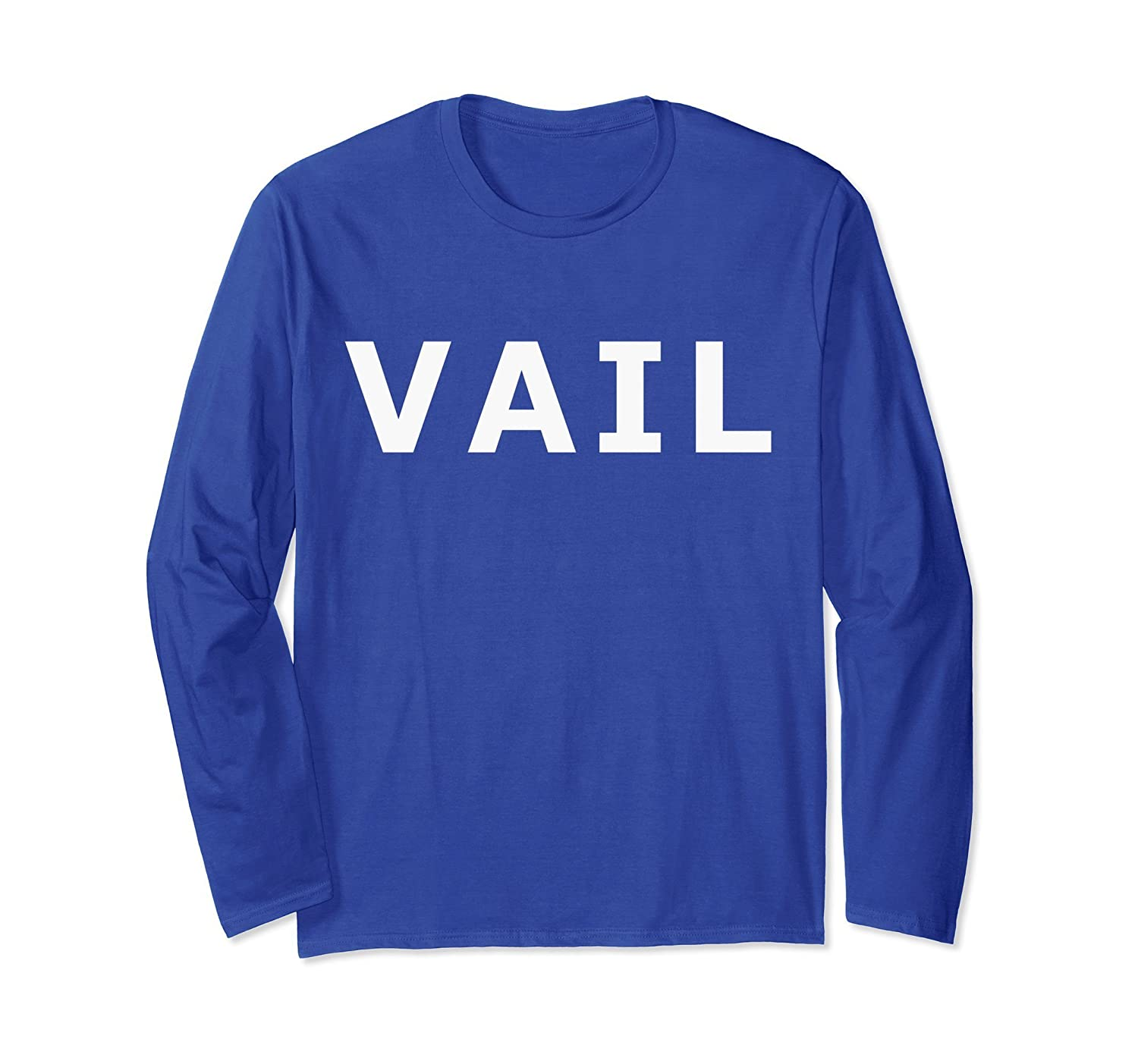Vail Premium Long Sleeve Shirt-fa