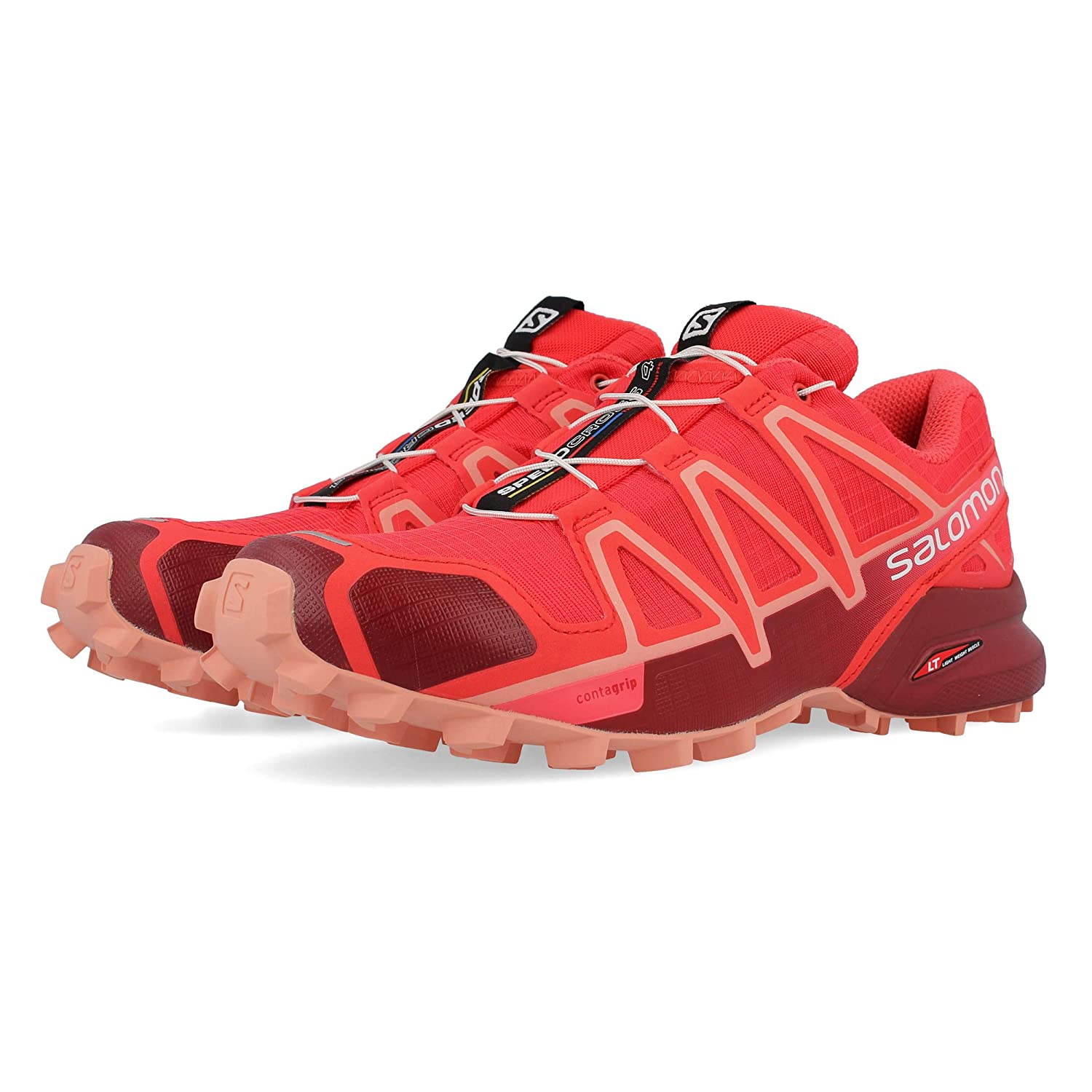 SALOMON Speedcross 4 Damen Trail Laufschuh Damen 4 7 UK - 40.2 3 EU a508a4