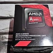 AMD A10 7700K - Procesador (Quad-Core, DDR3-SDRAM, 3.4 GHz, 2133 ...