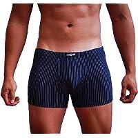 Arnaldo Bassini Men's Underwear (3 Pack) – Basic and Ultra Comfortable Trunks Boxer Briefs for Men – SimpleBare's Choice