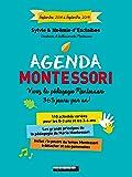 L'Agenda Montessori : Vivez la pédagogie Montessori 365 jours par an !