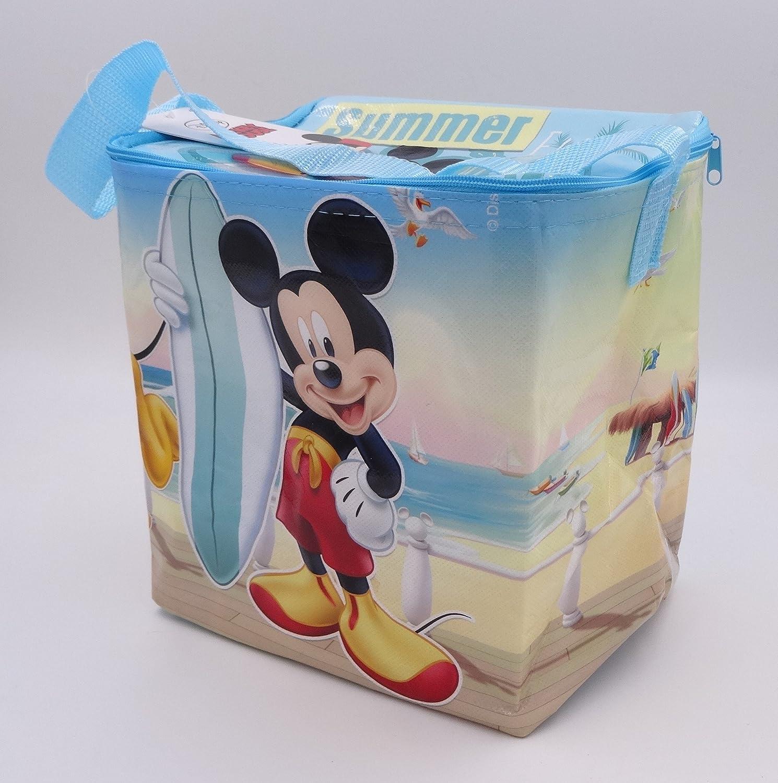 Disney - Bolsa Nevera Infantil Mickey 5.5l: Amazon.es: Hogar