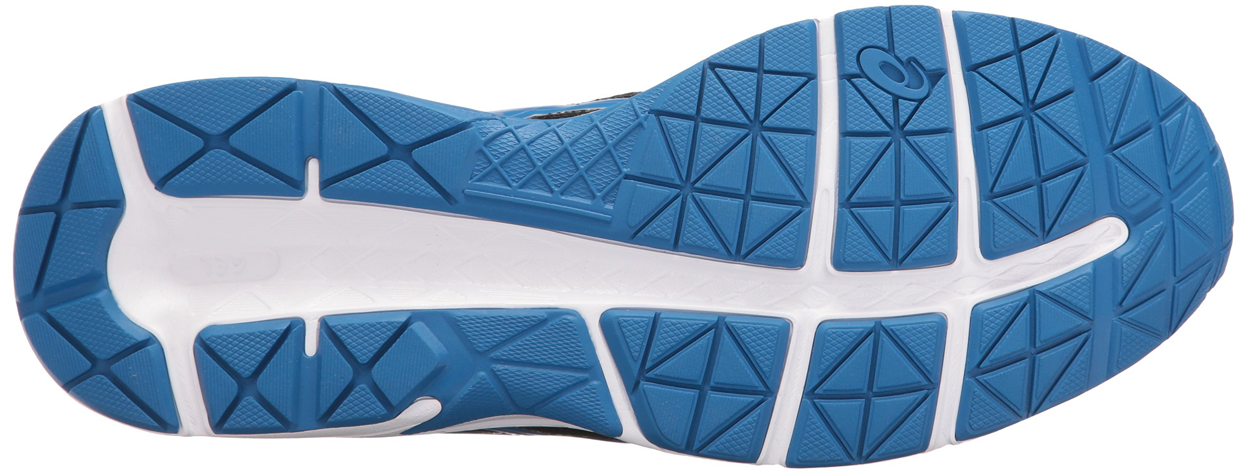 ASICS Men's Gel-Contend 4 Running Shoe, Silver/Classic Blue/Black, 7.5 M US by ASICS (Image #3)