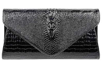 Amazon.com: bidear sobre bolso de embrague bolso de fiesta ...