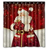 KXMDXA Merry Christ mas Dreamlike the Santa Claus