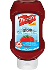 French's, Tomato Ketchup, Low Sodium, 750ml
