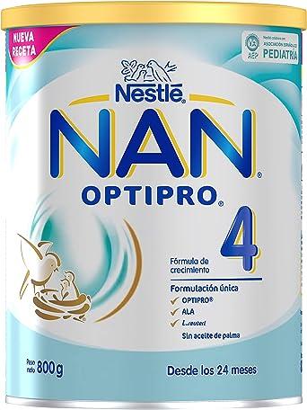 Nan Optipro 4 Preparado Lácteo Infantil, Fórmula de ...