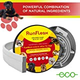 RunFleax Dog Collar for Large Dogs