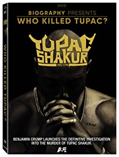 Book Cover: Who Killed Tupac?