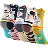 Cute Novelty Ladies Socks Funny Animal Gifts for Womens