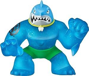 Heroes of Goo Jit Zu - Stretchy Shark Action Figure, Thrash