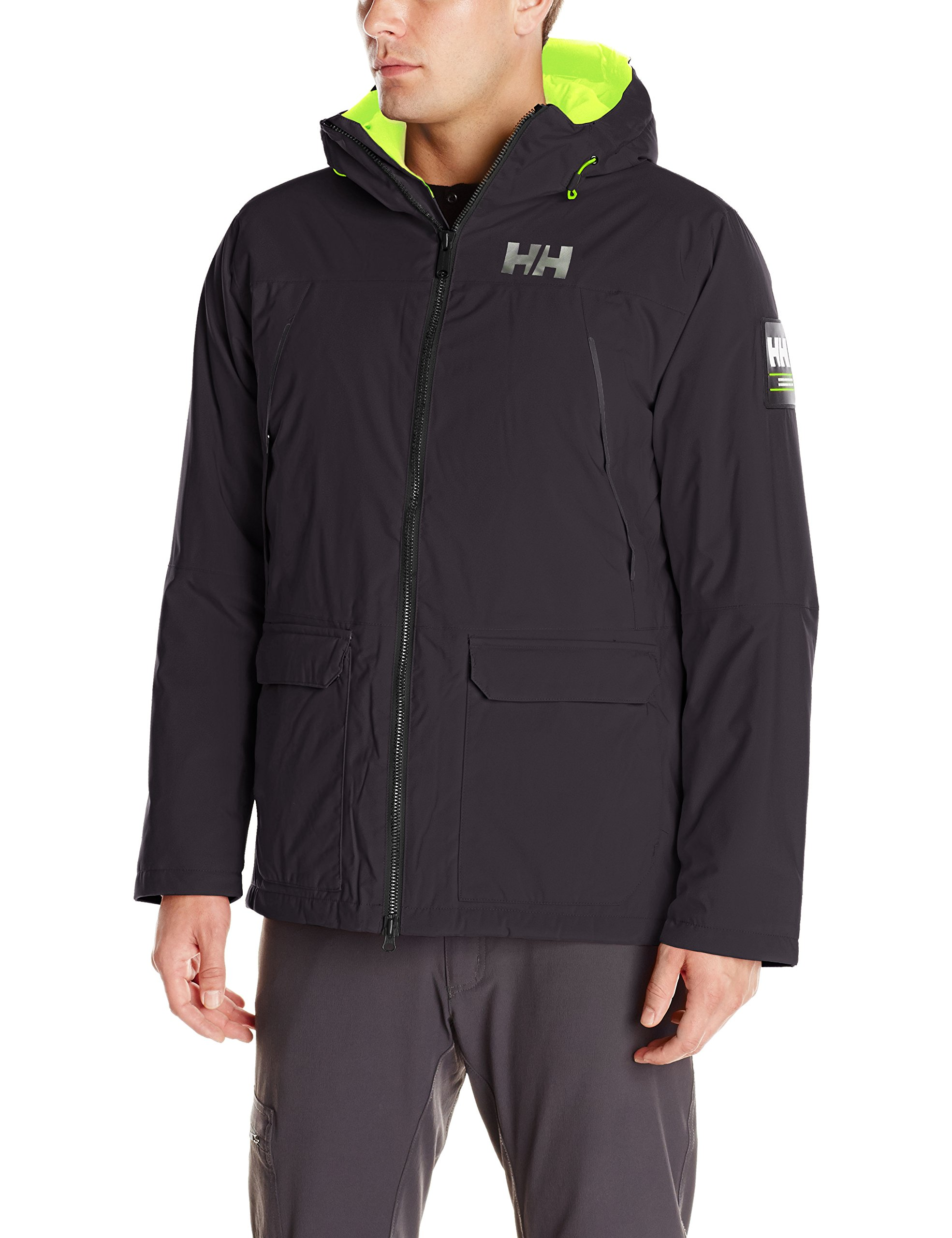 Helly Hansen Shoreline Parka, Ebony, Small