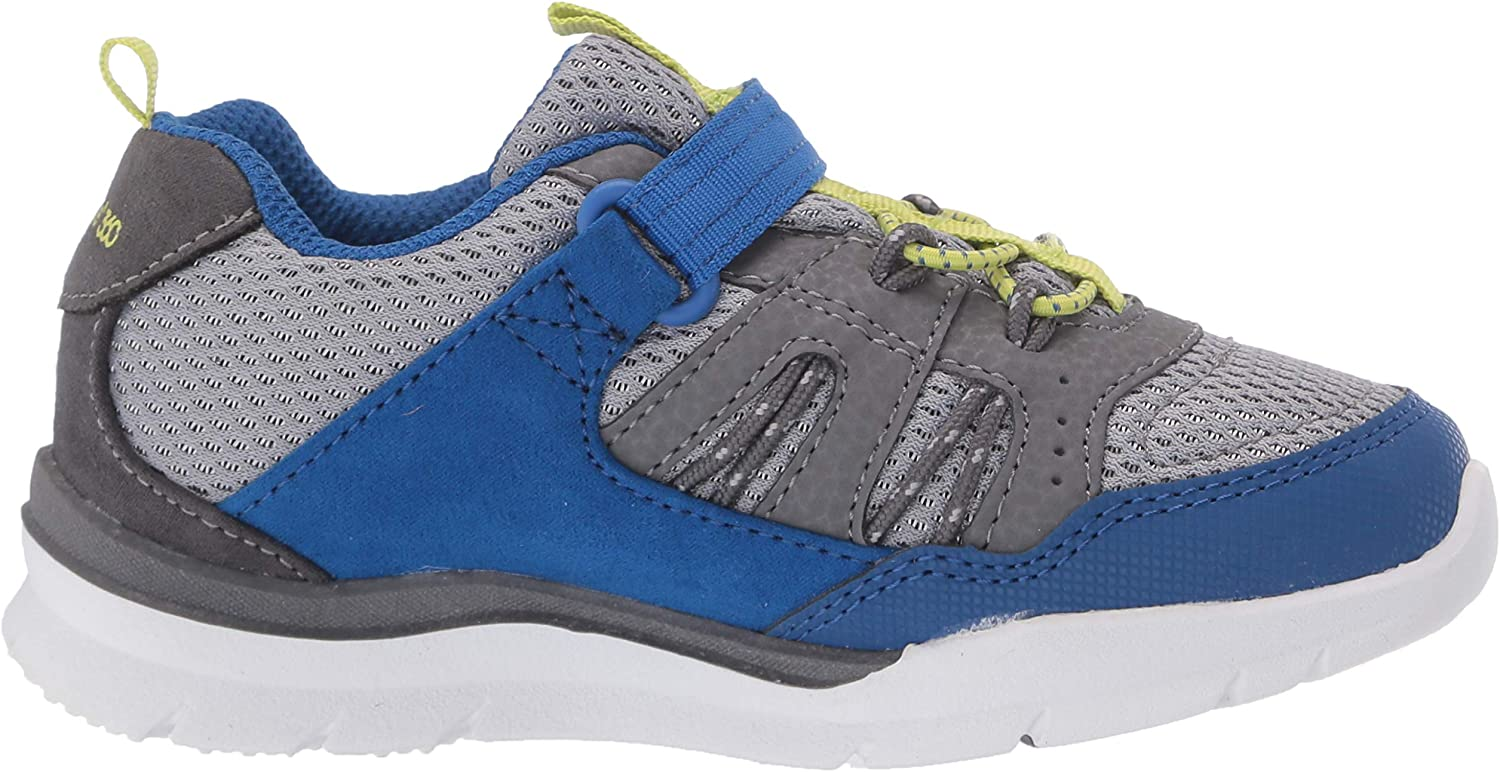Stride Rite Kids Dive Anti-Microbial Dual Width Insole Athletic Sneaker