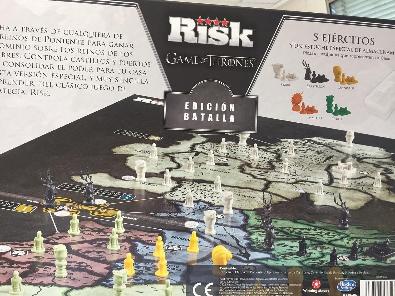Risk de Juego De Tronos por solo 54,95€