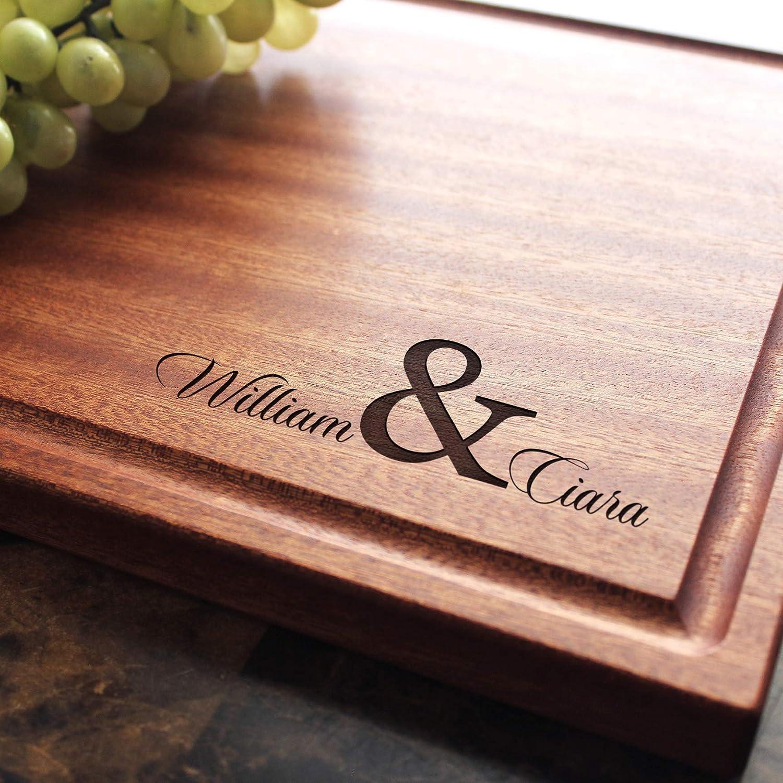 Closing Gift #215 Corporate Birthday Anniversary Engagement Housewarming Custom Keepsake Wedding Personalized Engraved Cutting Board