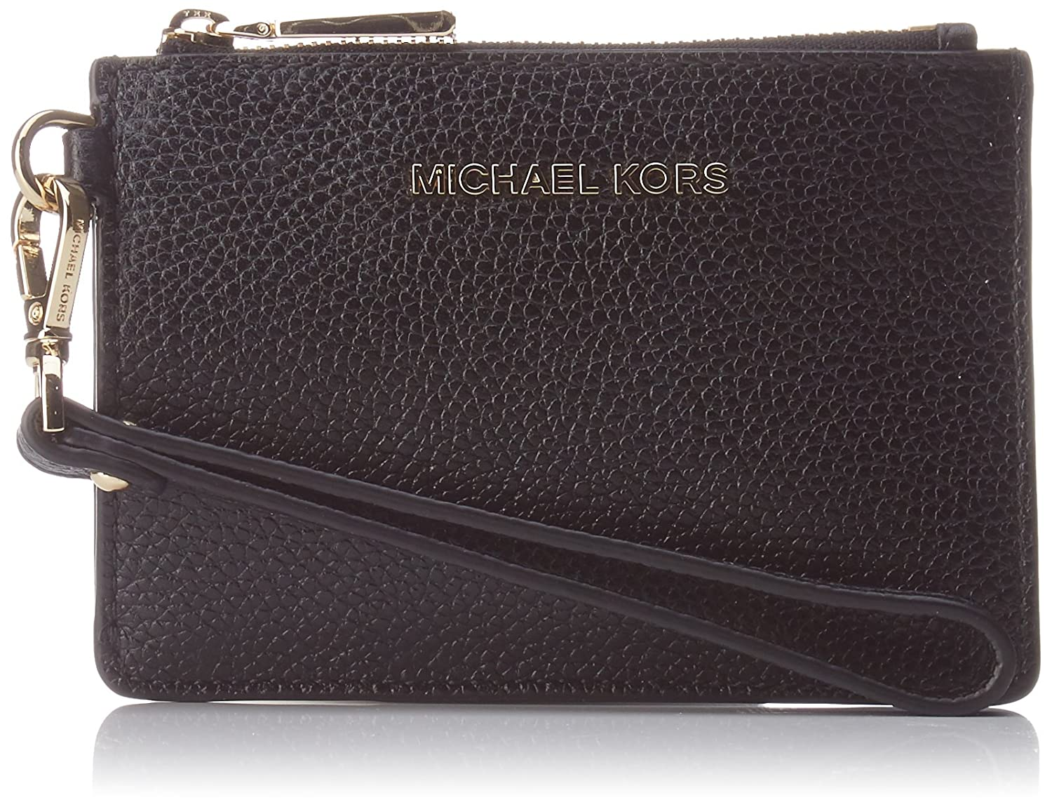 Michael Kors Money Pieces, Monedero para Mujer, Negro (Black ...