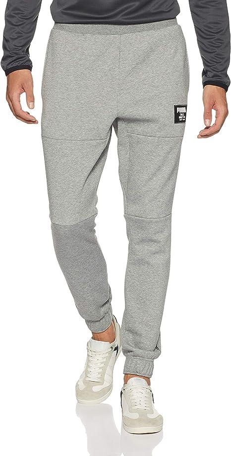 PUMA Rebel Block Pants FL Cl Pantalons Homme