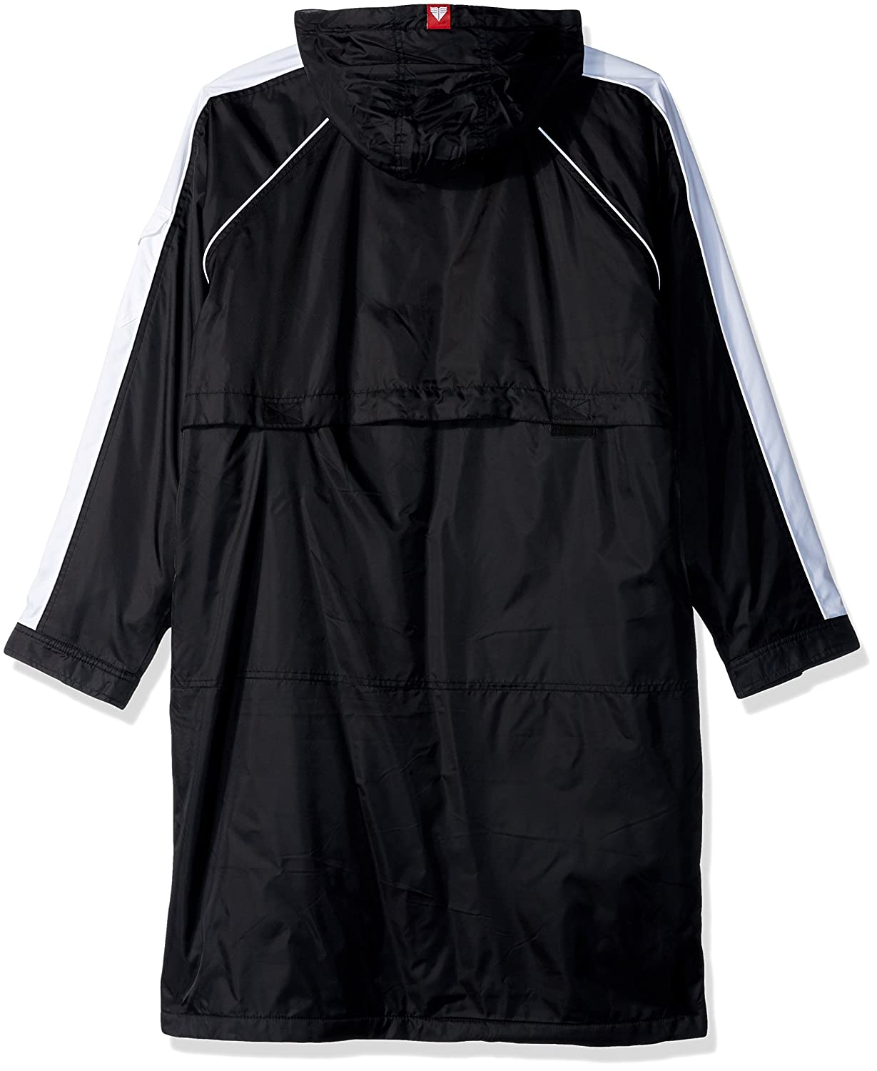 Amazon.com : Speedo Unisex Team Swim Parka : Athletic Warm Up And ...