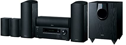 Onkyo HT-S5800 5 1 2-Channel Dolby Atmos Home Theater Package
