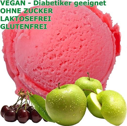 Sabor a fruta de la pasión con yogur y duraznos 1 Kg. Polvo de gelatina. Polvo Gino Gelati para su máquina de hacer helados.: Amazon.es: Alimentación y bebidas