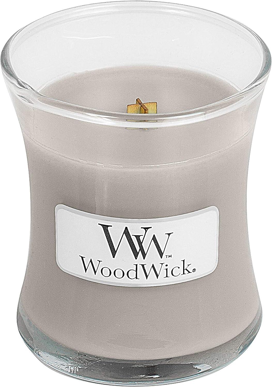 Woodwick Bougie parfum/ée Mini Jarre Fum/ée Mystique