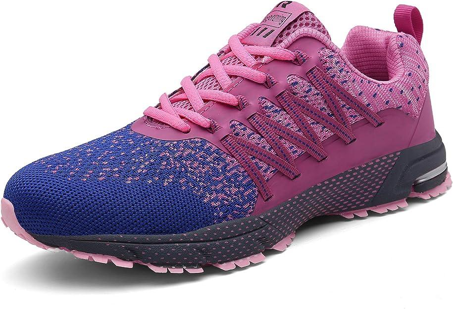 Sollomensi Sneakers Herren Damen Unisex Blau/Rosa
