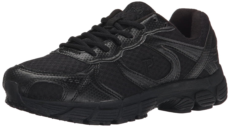 Propet Women's XV550 Walking Shoe B00T9Y8YB0 5 B(M) US|All Black