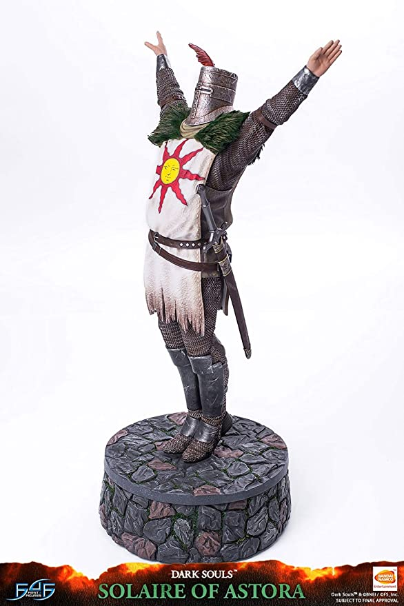 First 4 Figures Estatua Solaire of Astora 46 cm. Dark Souls: Amazon.es: Juguetes y juegos