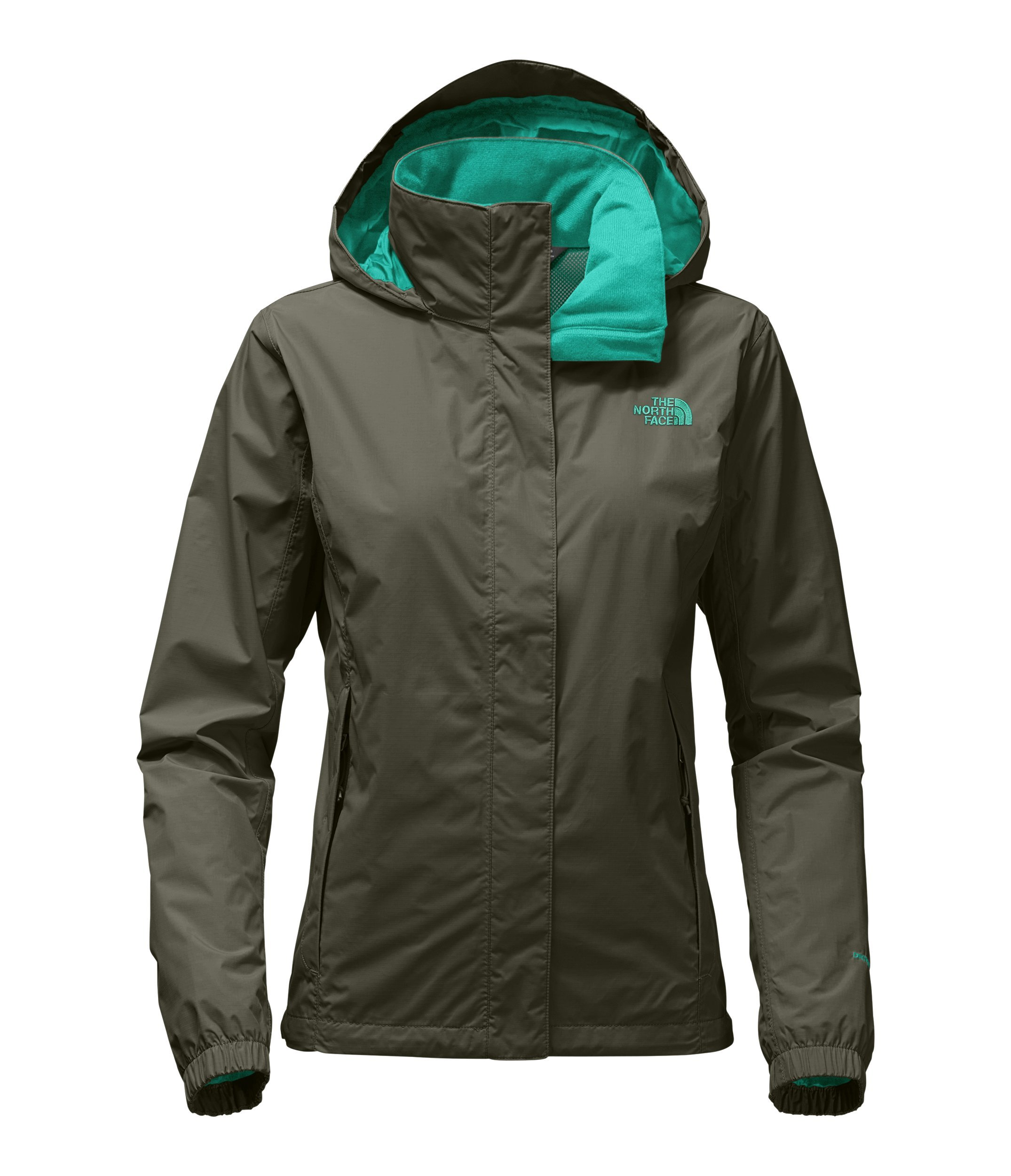 The North Face Womens Resolve 2 Jacket Grape Leaf - XL