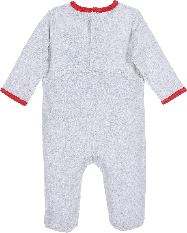 Minnie Mouse beb/é-ni/ñas Pijama Largo