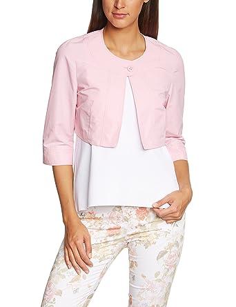 bolero blazer rosa