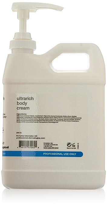 dermalogica ultra rich body cream