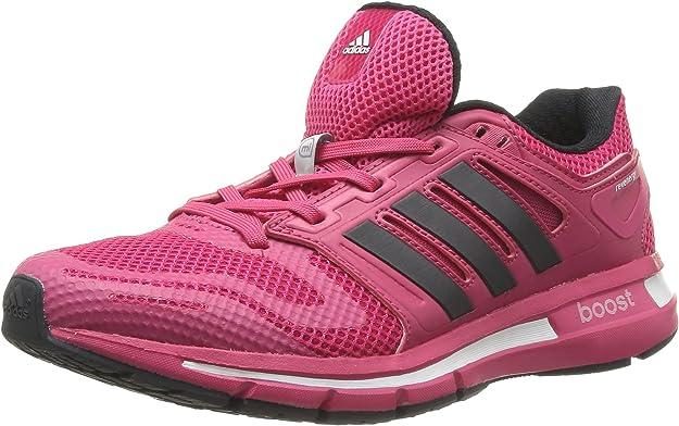 adidasRevenge Mesh W - Zapatillas de Running Mujer, Rosa (Rose ...