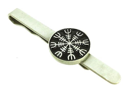 Gemelolandia Pasador De Corbata Del Símbolo De Protección Vikingo