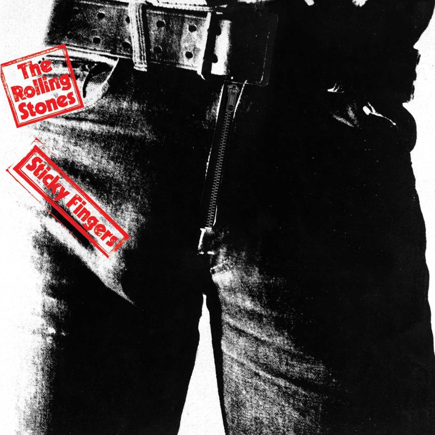 Resultado de imagen para Sticky Finger, The Rollings Stones